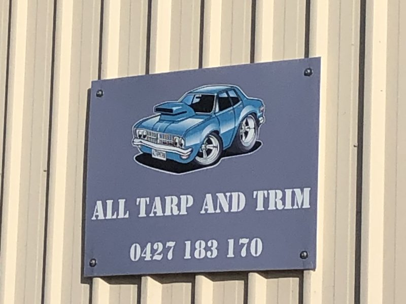 All Tarp and Trim