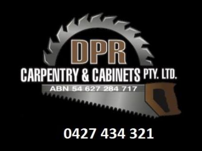 DPR Carpentry & Cabinets