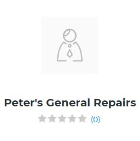 Peter's General Repairs