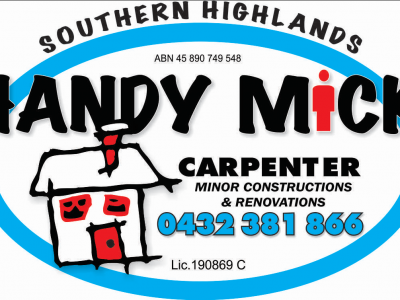 Handy Mick Carpenter