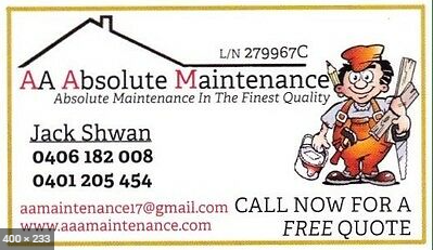 AA Absolute Maintenance
