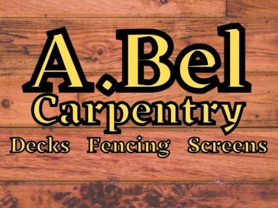 A. Bel Carpentry Decks Fencing & Screens